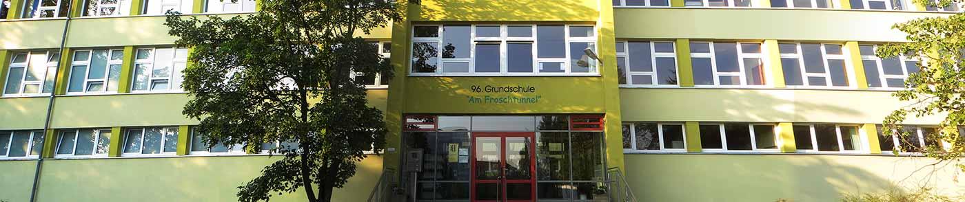 96. Grundschule Dresden – Am Froschtunnel